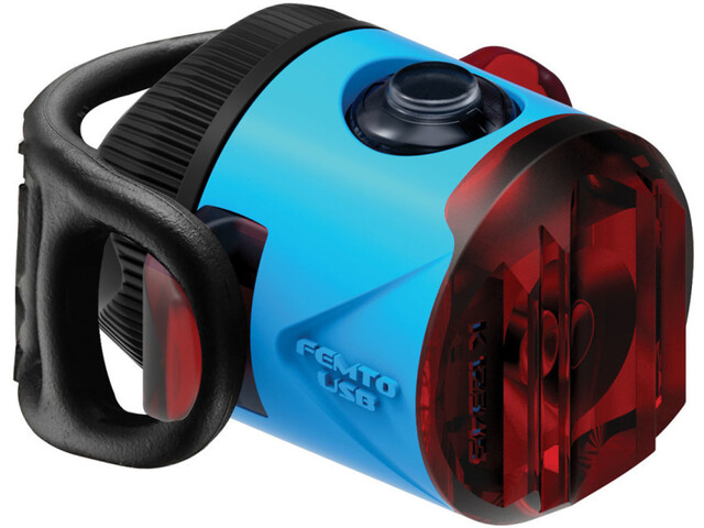 Lezyne LED Femto Drive LED Rear Light blue